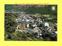 CPSM  ANDORRA - ANDORRE - Panorama D' ANDORRA LA VELLA - Andorre