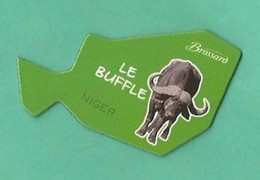 Magnet Collection Afrique  Brossard Le Buffle - Animaux & Faune