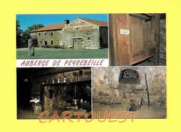 CPM  07 Ardèche Auberge De Peyrebeille - France