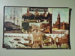 ANGLETERRE HAMPSHIRE PORTSMOUTH - Portsmouth