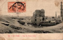 EGYPTE - LE CAIRE  VUE DU VIEUX CAIRE - Egypte