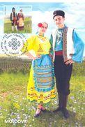2017. Moldova, Ethnicity Of Moldova, Gagauzes, Maxicard, Mint/** - Moldova