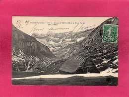 65 Hautes-Pyrenées, Le Cirque D'Estaubé Et Le Mont Perdu, Refuges, 1909, (M.T.I.L.) - Unclassified