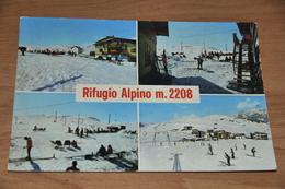 4011- Passo D' Eira M. 2208 - Rifugio Alpino - 1973 - Sondrio