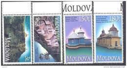 2000. Moldova, Churches & Monasteries Of Moldova, Set, Mint/** - Moldova
