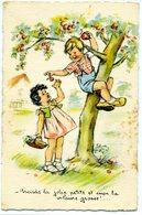Illustrateur - Germaine BOURET - Prends La Jolie Petite Et Moi La Vilaine Grosse !... - Bouret, Germaine