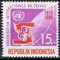INDONESIA # FROM 1969 STAMPWORLD 671** - Indonesia