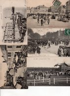 Beau Lot De 35 Cartes Postales Anciennes Calvados Département 14 Dont Nombreuses Animations - Postcards
