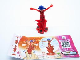 KINDER MIRACULOUS EN308 Ladybug + BPZ Neutre - Monoblocs