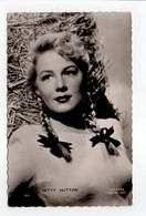 - CPSM CINEMA - BETTY HUTTON - Editions KORES 329 - - Artistes
