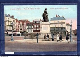 60 Beauvais - Place De L'Hotel-de-Ville - Beauvais