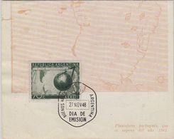 Argentina 1948 Reunion Panamericana 1v FDC (40488) - FDC