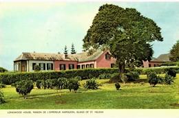 CPSM N°22631 - LONGWOOD HOUSE, MAISON DE L' EMPEREUR NAPOLEON, ISLAND OF ST. HELENA - Sainte-Hélène