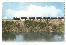 34 Palavas, Le Petit Train Palavas Montpellier (A5p27) - Palavas Les Flots