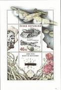 CZ 2017-925 ANTHROPOID. CZECH REPUBLIK, S/S, MNH - Hojas Bloque