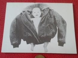 POST CARD POSTAL NIÑO BEBÉ LUISA VIA ROMA PANCONESI CHARLES CHEVIGNON LEONARDO MANISCALCHI FIRENZE CHILD BOY JACKET - Niños