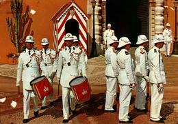 MONACO - La Relève De La Garde Des Carabiniers - Monaco