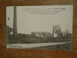 Ablain-saint-nazaire , Avant La Terrible Guerre , La Distillerie - Autres Communes