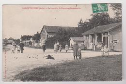 Radonvilliers, Lavoir De La Fontaine De Chantemerle - Autres Communes