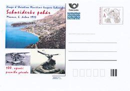 Rep. Ceca / Cart. Postali (Pre2013/14) La Coupe D'Aviation Marittima Jacques Schneider (Schneider Trophy), Monaco 1913 - Altri
