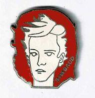 R355 Pin's Arthur Rimbaud Charleville Mezieres Ardennes Qualité Arthus Achat Immediat - Celebrities