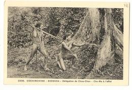 Cochinchine, Bienhoa, Délégation De Chua Chan, Cho Ma à L'affût (A5p28) - Vietnam