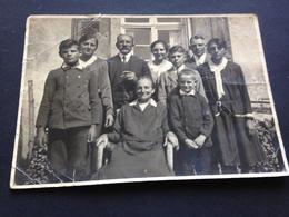 FROEHLICHE FAMILIE - BRONSTETTEN - KREIS MUNSINGEN - Identifizierten Personen
