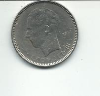 5 Fr  1937  Fr Pos A - 1934-1945: Leopold III