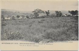 CPA - RIVIERES DU SUD - RIO NUNEZ BOKE - CHAINES DE MONTAGNE - VUE DE LA MISSION CATHOLIQUE - Cartes Postales