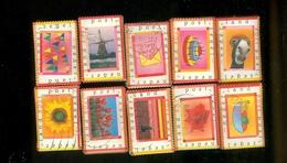Pays-Bas 1998 En 10 Bottes De 100 Tembres NVPH 1773 - 1777  1.000 Tembres Cat V. Euro 500,00 - Period 1980-... (Beatrix)
