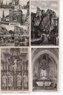 Lot De 81 Cartes Postale Allemagne - Konvolute Von 81 Postkarten Deutschland - Cartes Postales