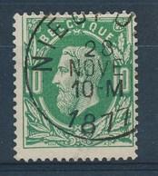 "Nr 30 - Cachet  ""NIEUPORT"" - (ref. ST-907) - 1869-1883 Léopold II"