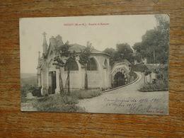 """Bruley , Rosaire Et Rampes """" Carte écrite Par Un Poilu En 1915 """" - Autres Communes"""