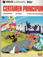"""Astérix  Dargaud     """"Certamen Principum"""" Ou """"le Combat Des Chefs""""""""  En Latin    Edition 01/1981 - Livres, BD, Revues"""