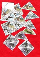 3218  --  REPUBLIQUE  POPULAIRE  DU  CONGO  -- POSTE  TAXE -  Lot  De  Timbres   Neufs & Oblitérés - Collections