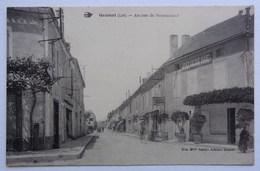 CPA Gramat, Lot, Avenue De Rocamadour, Boulangerie, Patisserie - éditeur Mlle Astruit - Gramat