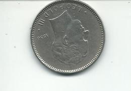 5 Frs  1936  Pos B - 1934-1945: Leopold III