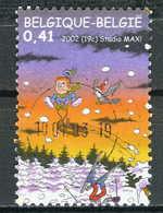 COB 3103  Obl  (B4486) - Belgium