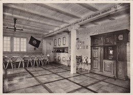 Postcard WAGGGS Girl Guide Girl Scout Chalet International Adelboden Our Chalet Eggetli Esszimmer My Ref  B22984 - Scouting
