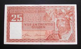 Netherlands 25 Gulden 1949 - [2] 1815-… : Koninkrijk Der Verenigde Nederlanden