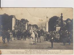 D75 - FETES DE LA VICTOIRE (14.07.1919)-LE MARECHAL PETAIN A LA TETE DES ARMEES FRANCAISES ARRIVANT PLACE DE LA CONCORDE - Francia