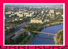 TRANSNISTRIA-2012 Tiraspol Architecture Central Disctrict Bridge Through River Dniester Postcard Card Mint - Bridges