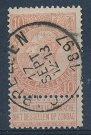 "Nr 57 - Cachet  ""CAPPELLEN"" - (ref. ST-934) - 1893-1900 Thin Beard"