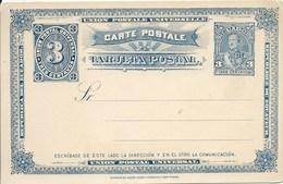 Entier Postal De 3 Centavos Sur Carte Postale Non Circule - Equateur