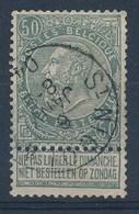 "Nr 63 - Cachet  ""ST-NICOLAS"" - (ref. ST-942) - 1893-1900 Thin Beard"