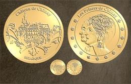 Jeton Souvenir Château De Chimay, Princes De Chimay, 2018 - Tourist
