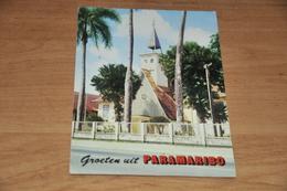 4041- The Wanica Church, Paramaribo - Surinam