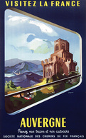 @@@ MAGNET - Auvergne La France - Advertising