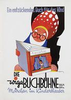 @@@ MAGNET - Die Wiga Buchbühne - Advertising