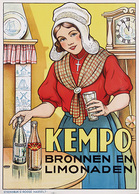 @@@ MAGNET - Kempo Bronnen En Limonaden - Advertising